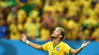 Neymarék bankszámláját befagyasztották Brazíliában