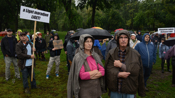 Tiltakozás: nem kellenek monstrumok a Ligetbe