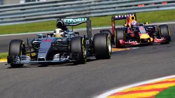 Saját hülyesége miatt bukta a Red Bull a Mercedes-motort?