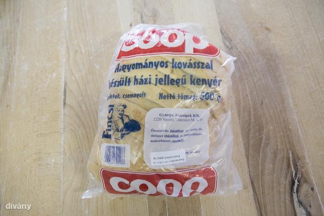 Coop kenyér