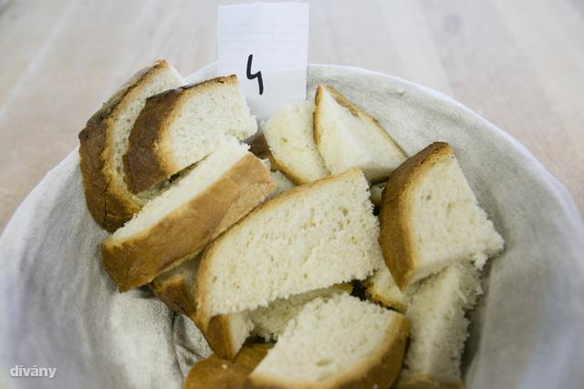 Calypso pékség csomagolt fehér kenyér