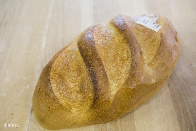 Auchan fehér kenyér
