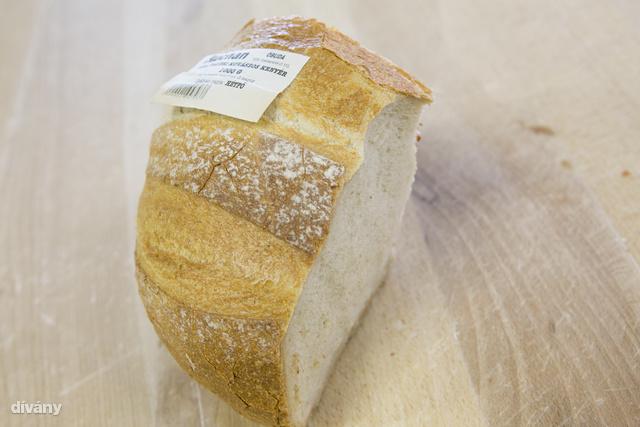Auchan falusi kovászos kenyér