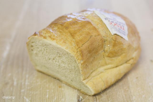 Tesco fehér kenyér