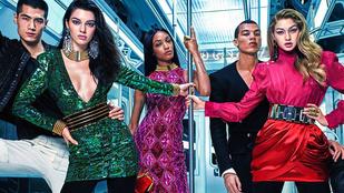 Ijesztőre photoshoppolt képekkel jött ki a H&M