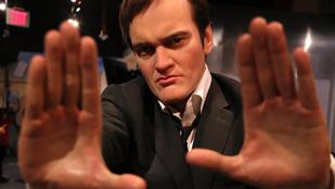 Quentin Tarantino még mindig a 80-as években él