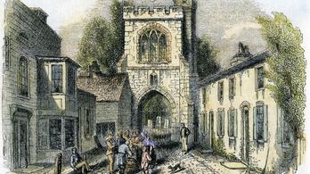 Hány nap távolságra volt Anglia két vége a középkorban?