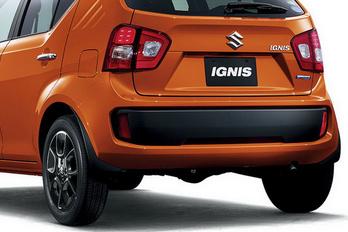 Feltámad a Suzuki Ignis