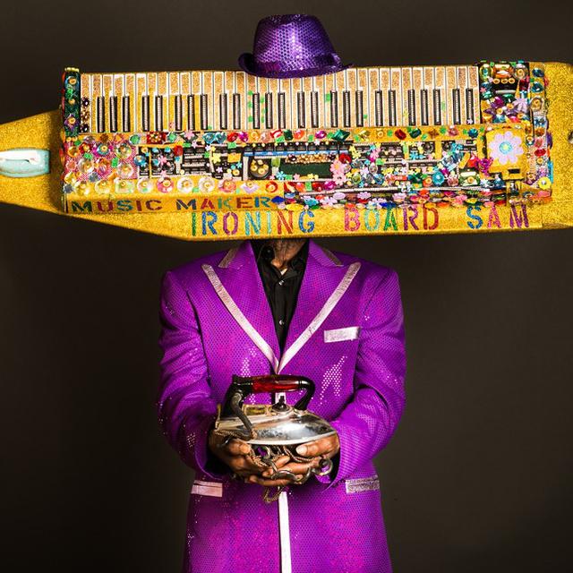 Ironing Board Sam 1939-ben született és hamarosan jön az új lemeze.