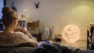 Költöztesse be magához a Holdat!