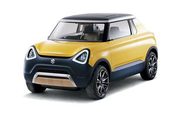 Ilyen, amikor a Suzuki viccel?