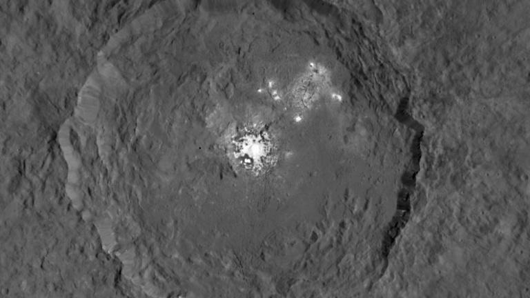A NASA megoldotta a fénylő űrfolt rejtélyét