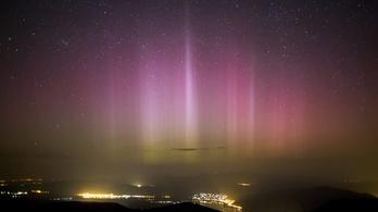 Látta a sarki fényt Magyarországon?
