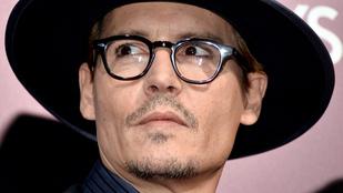 Johnny Depp lánya miatt aggódik