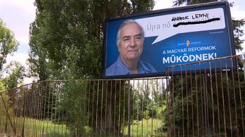 Nettó kétmilliárdért jönnek az újabb kormányzati plakátok