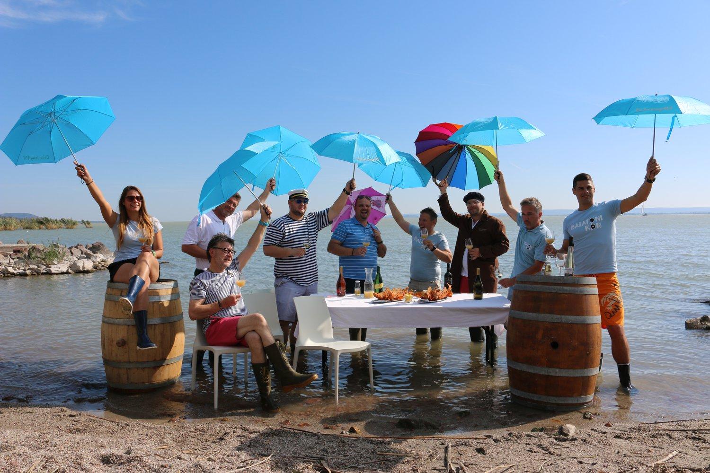 Vendég kell az őszi Balaton-partra