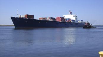 Elsüllyedt egy teherszállító hajó
