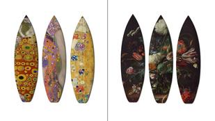 Ha imád szörfözni és szereti Klimtet, most nagyon boldog lesz!