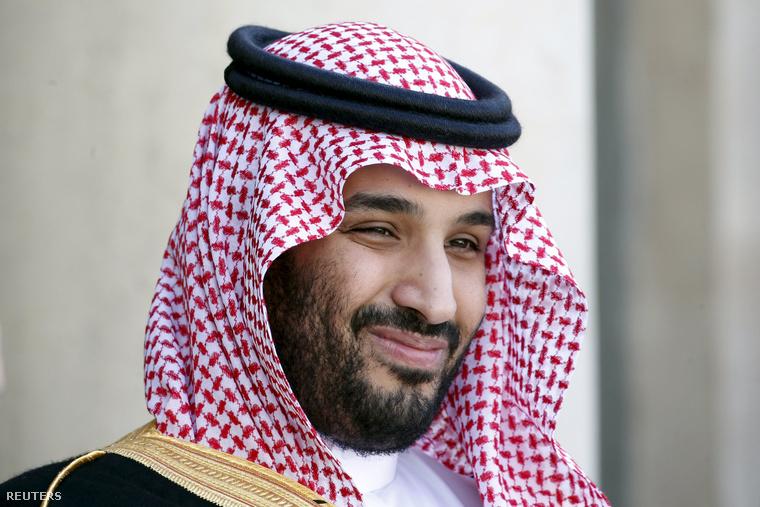 Mohamed bin Szalman al-Szaúd herceg