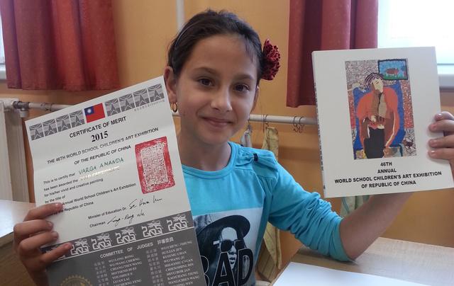 A legjobbak közt szerepeltek az Igazgyöngy Alapítvány és Alapfokú Művészeti Iskola diákjai a Kínában megrendezett 46. Nemzetközi Gyermek Képzőművészeti Versenyen.