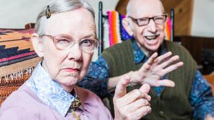Válóok: túl kevés szex. Életkor: 84 év