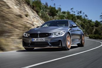 Itt a legdurvább BMW M4-es