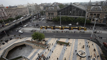 Kontinensek randevúznak majd a felújított Nyugati téren