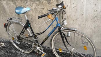 Használt női bringát városba