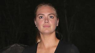 Kate Upton is tud átlagos nő lenni, ha nagyon akar