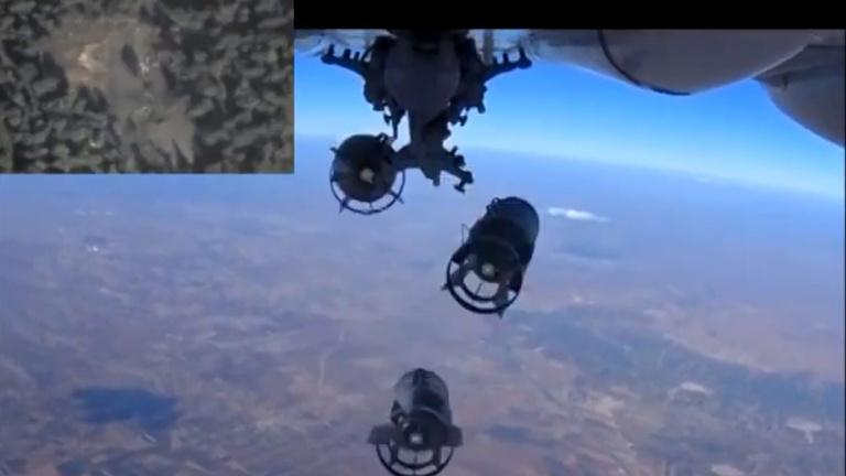USA: Az orosz légicsapások 90 százaléka nem a dzsihadisták ellen irányul