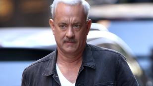 Tom Hanks úgy járt, mint azok a nénik, akik először használnak hamvasítót