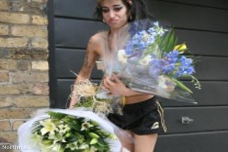 Amy Winehouse házassági évfordulója