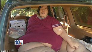 Pizzát rendelt, kitették a kórházból a 350 kilós férfit