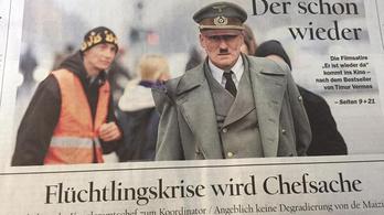 Hitler-fotó miatt magyarázkodik egy német újság