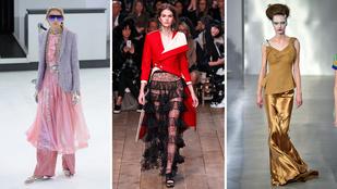 Punknak, viktoriánus nőnek vagy gésának öltözne nyáron?