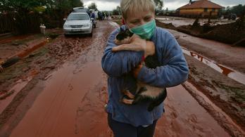 Történhet még vörösiszap-katasztrófa