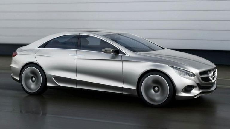 Mercedes F800 Style 2009 - a kép csak illusztráció