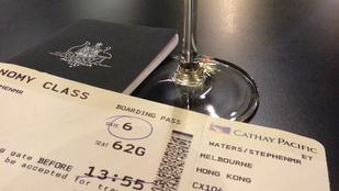Ne a beszállókártyája posztolásával vágjon fel, ha nyaral
