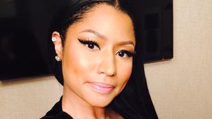 Nicki Minaj ennél jobban már nem tudná kihirdetni, hogy óriási melle