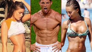 Össze tudja számolni, hány nője volt eddig Cristiano Ronaldónak?