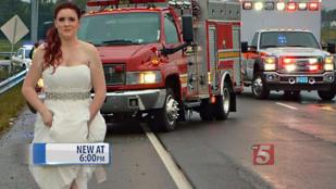 Két mentő összeházasodott, öt perccel később a családjukat mentették