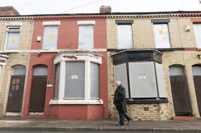Ilyen házakra lehet lecsapni Liverpoolban.