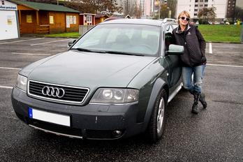Motorcsere az Audiban