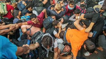Megrázó röszkei kép nyert az idei cseh sajtófotón