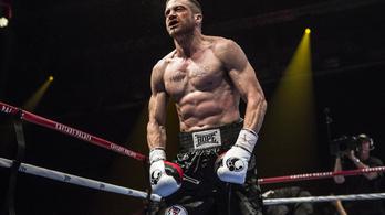 Jake Gyllenhaal félelmetesre gyúrta magát