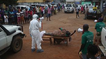 Már szexszel is terjed az ebola