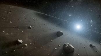 Titokzatos objektumot találtak az űrben