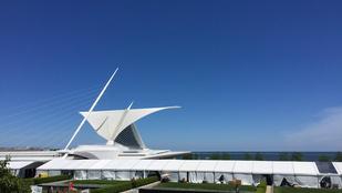 Santiago Calatravaé az idei Európai Építészeti Díj