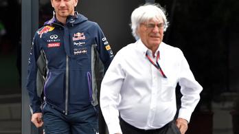 Ecclestone: A Red Bullt elrendeztük