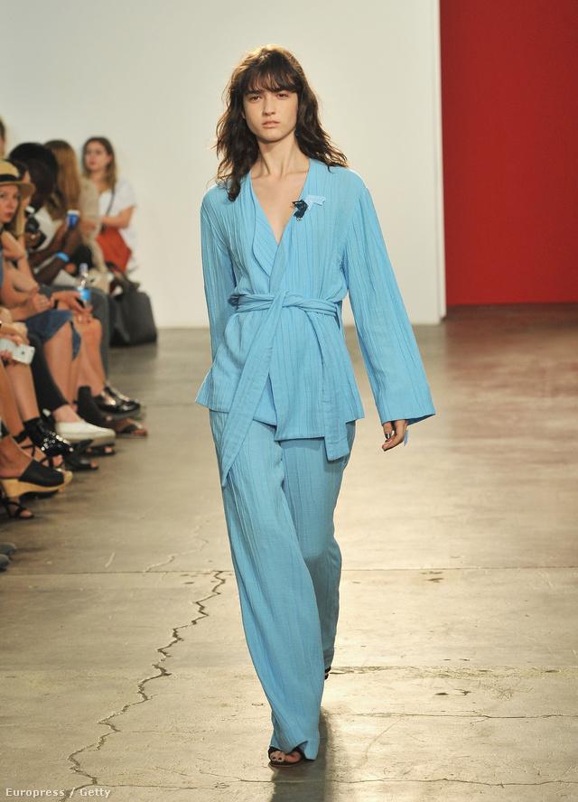 Kényelmes pizsama viseletben gondolkodott a Creatures of Comfort is New Yorkban.